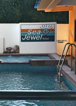 Sea Jewel Hotel Swimming Pool (new building)