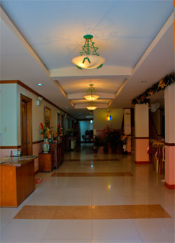 Sea Jewel Ground Floor Lobby