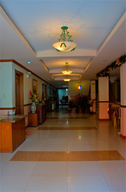 Sea Jewel Lobby, Ground Floor