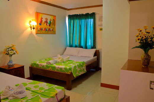 Triple Room (good of 3 persons)